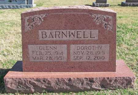 BARNWELL, DOROTHY - Delaware County, Oklahoma | DOROTHY BARNWELL - Oklahoma Gravestone Photos