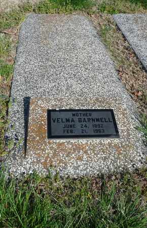BARNWELL, VELMA - Delaware County, Oklahoma | VELMA BARNWELL - Oklahoma Gravestone Photos