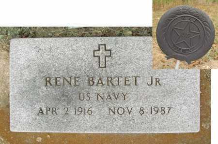 BARTET JR (VETERAN), RENE - Delaware County, Oklahoma   RENE BARTET JR (VETERAN) - Oklahoma Gravestone Photos