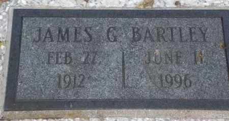 BARTLEY, JAMES G - Delaware County, Oklahoma   JAMES G BARTLEY - Oklahoma Gravestone Photos