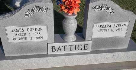 BATTIGE, JAMES GORDON - Delaware County, Oklahoma | JAMES GORDON BATTIGE - Oklahoma Gravestone Photos