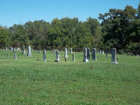 *BECK CEMETERY OVERVIEW,  - Delaware County, Oklahoma    *BECK CEMETERY OVERVIEW - Oklahoma Gravestone Photos