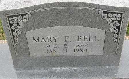BELL, MARY E - Delaware County, Oklahoma   MARY E BELL - Oklahoma Gravestone Photos