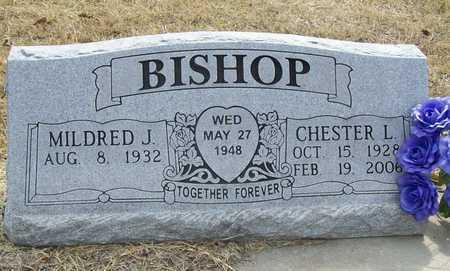 BISHOP, CHESTER L. - Delaware County, Oklahoma | CHESTER L. BISHOP - Oklahoma Gravestone Photos