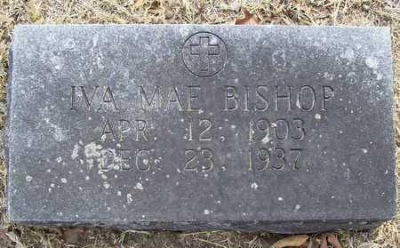 BISHOP, IVA MAE - Delaware County, Oklahoma   IVA MAE BISHOP - Oklahoma Gravestone Photos