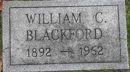BLACKFORD, WILLIAM C - Delaware County, Oklahoma   WILLIAM C BLACKFORD - Oklahoma Gravestone Photos