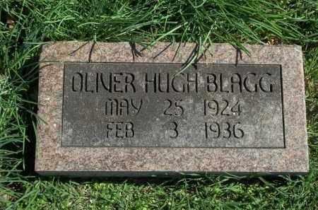 BLAGG, OLIVER HUGH - Delaware County, Oklahoma | OLIVER HUGH BLAGG - Oklahoma Gravestone Photos