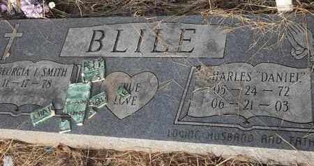 BLILE, CHARLES DANIEL - Delaware County, Oklahoma | CHARLES DANIEL BLILE - Oklahoma Gravestone Photos
