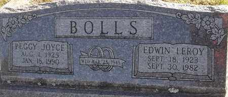 BOLLS, PAGGY JOYCE - Delaware County, Oklahoma | PAGGY JOYCE BOLLS - Oklahoma Gravestone Photos