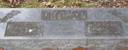 BONE, FRANK - Delaware County, Oklahoma   FRANK BONE - Oklahoma Gravestone Photos