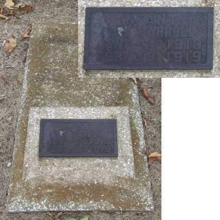 CARROLL, IVA - Delaware County, Oklahoma | IVA CARROLL - Oklahoma Gravestone Photos