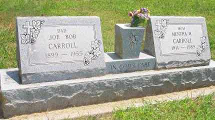 CARROLL, JOE BOB - Delaware County, Oklahoma | JOE BOB CARROLL - Oklahoma Gravestone Photos