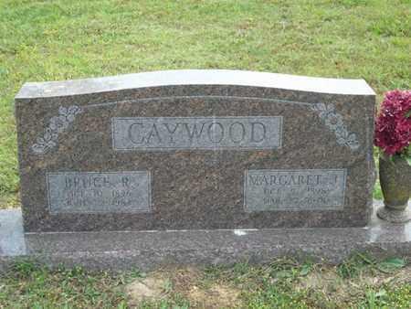 CAYWOOD, BRUCE R. - Delaware County, Oklahoma | BRUCE R. CAYWOOD - Oklahoma Gravestone Photos