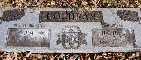 COCHRAN, JIM - Delaware County, Oklahoma   JIM COCHRAN - Oklahoma Gravestone Photos