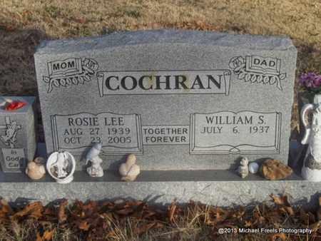COCHRAN, ROSIE LEE - Delaware County, Oklahoma   ROSIE LEE COCHRAN - Oklahoma Gravestone Photos