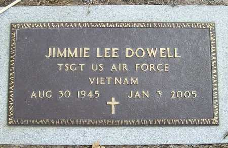 DOWELL (VETERAN VIET), JIMMIE LEE - Delaware County, Oklahoma | JIMMIE LEE DOWELL (VETERAN VIET) - Oklahoma Gravestone Photos