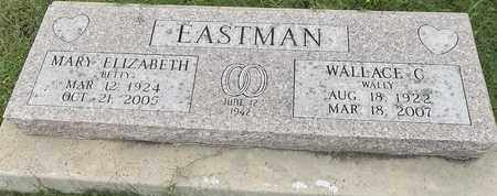 EASTMAN, MARY ELIZABETH (BETTY) - Delaware County, Oklahoma | MARY ELIZABETH (BETTY) EASTMAN - Oklahoma Gravestone Photos