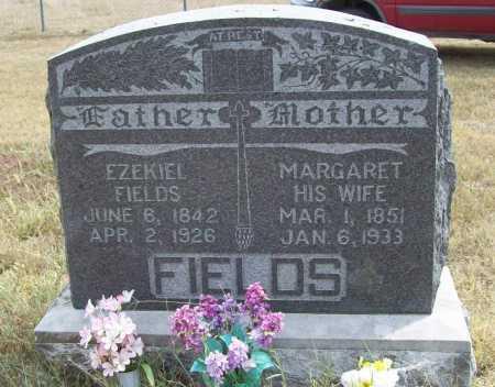 "FIELDS, EZEKIEL, JR. ""BUD"" - Delaware County, Oklahoma | EZEKIEL, JR. ""BUD"" FIELDS - Oklahoma Gravestone Photos"