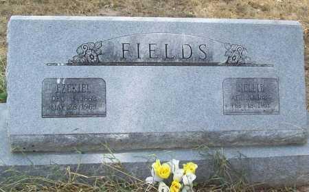 FIELDS, EZEKIEL  III - Delaware County, Oklahoma | EZEKIEL  III FIELDS - Oklahoma Gravestone Photos