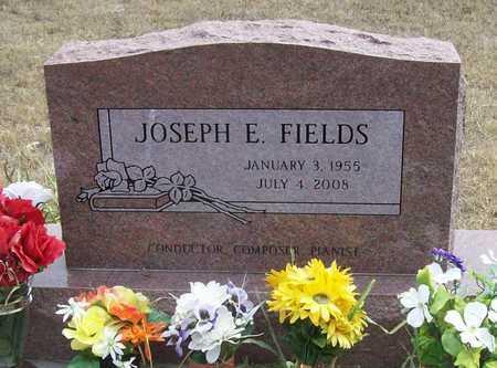 FIELDS, JOSEPH E. - Delaware County, Oklahoma | JOSEPH E. FIELDS - Oklahoma Gravestone Photos