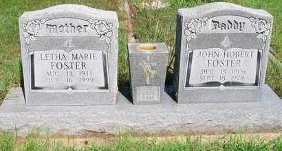 FOSTER, LETHA MARIE - Delaware County, Oklahoma | LETHA MARIE FOSTER - Oklahoma Gravestone Photos