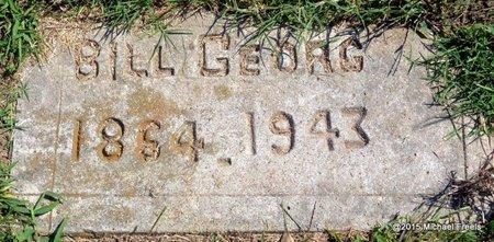 GEORG, BILL - Delaware County, Oklahoma   BILL GEORG - Oklahoma Gravestone Photos