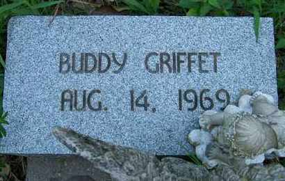 GRIFFET, BUDDY - Delaware County, Oklahoma | BUDDY GRIFFET - Oklahoma Gravestone Photos