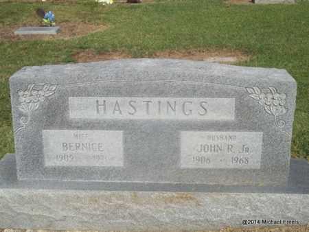 HASTINGS, BERNICE - Delaware County, Oklahoma   BERNICE HASTINGS - Oklahoma Gravestone Photos