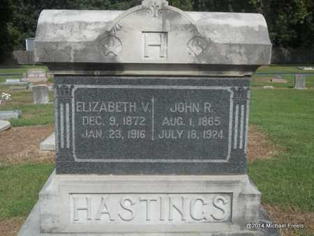 HASTINGS, JOHN R. - Delaware County, Oklahoma | JOHN R. HASTINGS - Oklahoma Gravestone Photos