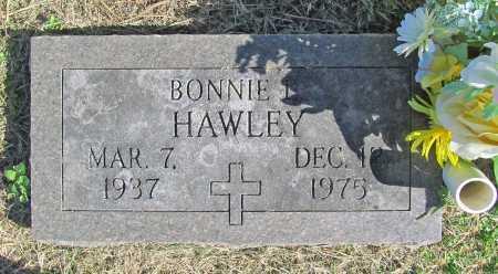 ARNOLD HAWLEY, BONNIE LOUISE - Delaware County, Oklahoma   BONNIE LOUISE ARNOLD HAWLEY - Oklahoma Gravestone Photos