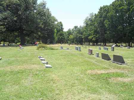 *INDIANOLA CEMETERY OVERVIEW, ' - Delaware County, Oklahoma   ' *INDIANOLA CEMETERY OVERVIEW - Oklahoma Gravestone Photos