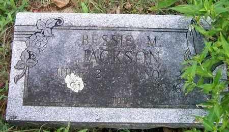 JACKSON, BESSIE M - Delaware County, Oklahoma | BESSIE M JACKSON - Oklahoma Gravestone Photos