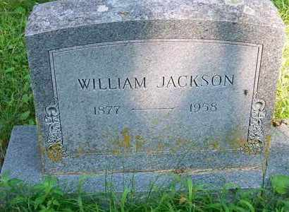 JACKSON, WILLIAM - Delaware County, Oklahoma | WILLIAM JACKSON - Oklahoma Gravestone Photos