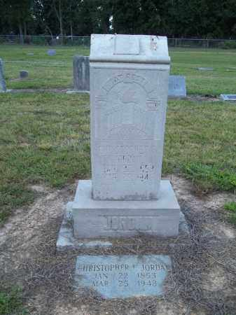JORDAN, CHRISTOPHER FRESLOWE - Delaware County, Oklahoma | CHRISTOPHER FRESLOWE JORDAN - Oklahoma Gravestone Photos