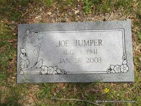 JUMPER, JOE - Delaware County, Oklahoma | JOE JUMPER - Oklahoma Gravestone Photos