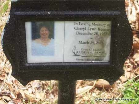 KEENER, CHERYL LYNN - Delaware County, Oklahoma | CHERYL LYNN KEENER - Oklahoma Gravestone Photos