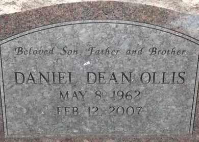 OLLIS, DANIEL DEAN - Delaware County, Oklahoma | DANIEL DEAN OLLIS - Oklahoma Gravestone Photos