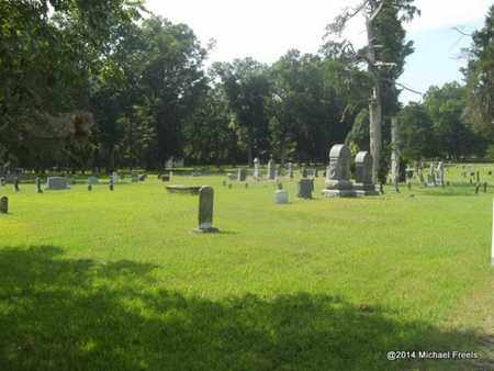 *OVERVIEW HICKORY GROVE CEMETE, . - Delaware County, Oklahoma | . *OVERVIEW HICKORY GROVE CEMETE - Oklahoma Gravestone Photos