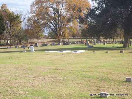 *OVERVIEW OF MOSE RIDGE CEMETE, . - Delaware County, Oklahoma | . *OVERVIEW OF MOSE RIDGE CEMETE - Oklahoma Gravestone Photos