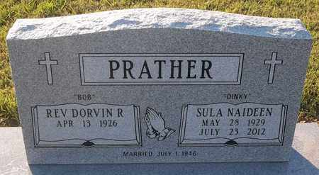 "PRATHER, SULA NAIDEEN ""DINKY"" - Delaware County, Oklahoma 