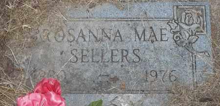 SELLERS, ROSANNA MAE - Delaware County, Oklahoma | ROSANNA MAE SELLERS - Oklahoma Gravestone Photos