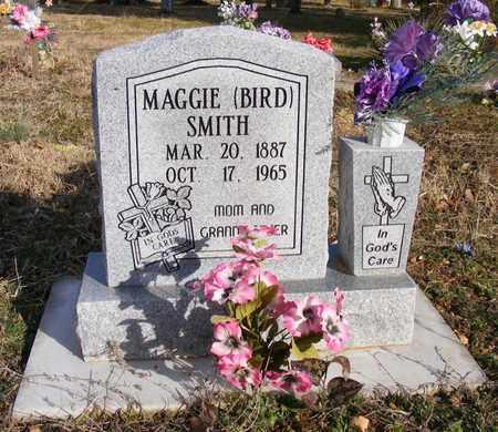 BIRD SMITH, MAGGIE - Delaware County, Oklahoma | MAGGIE BIRD SMITH - Oklahoma Gravestone Photos