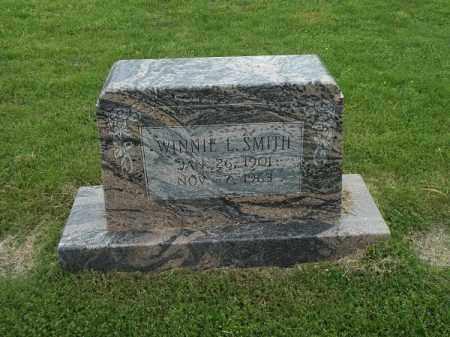 SMITH, WINNIE L - Delaware County, Oklahoma | WINNIE L SMITH - Oklahoma Gravestone Photos