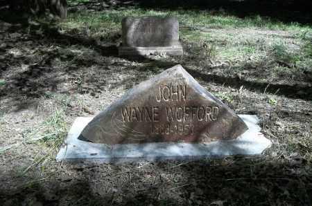 WOFFORD, JOHN WAYNE - Delaware County, Oklahoma   JOHN WAYNE WOFFORD - Oklahoma Gravestone Photos