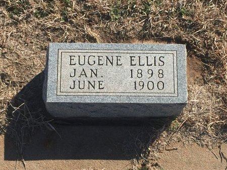 ELLIS, EUGENE - Grant County, Oklahoma | EUGENE ELLIS - Oklahoma Gravestone Photos