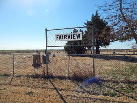 *FAIRVIEW CEMETERY SIGN, . - Grant County, Oklahoma | . *FAIRVIEW CEMETERY SIGN - Oklahoma Gravestone Photos