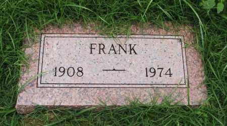 ADAMS, FRANK - Greer County, Oklahoma | FRANK ADAMS - Oklahoma Gravestone Photos