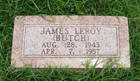 "ADAMS, JAMES LEROY ""BUTCH"" - Greer County, Oklahoma | JAMES LEROY ""BUTCH"" ADAMS - Oklahoma Gravestone Photos"