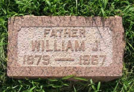 ADAMS, WILLIAM J - Greer County, Oklahoma   WILLIAM J ADAMS - Oklahoma Gravestone Photos