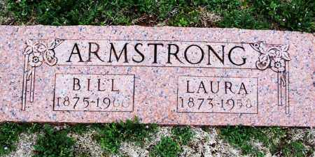 ARMSTRONG, BILL - Greer County, Oklahoma | BILL ARMSTRONG - Oklahoma Gravestone Photos